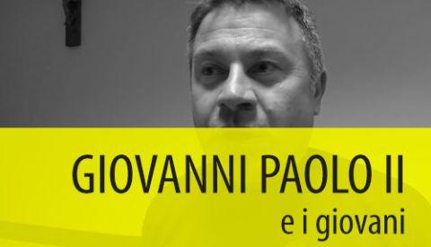 Mondolfo – Giovanni Paolo II e i giovani