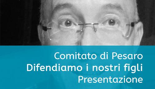 Difendiamo i nostri figli – Pesaro (video)