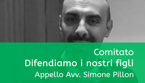 Appello dell'Avv. Simone Pillon sul tema del gender