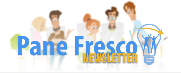 Iscriviti alla newsletter di Pane Fresco