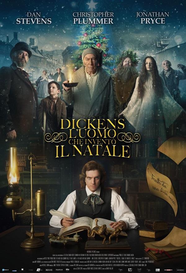 Dickens, l'uomo che inventò il Natale (recensione film)